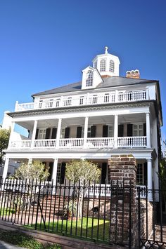 John Ashe House (1770s), Charleston, South Carolina