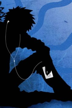 Ichigo | Bleach | ☆Anime☆, pinned this cause I actually probably look like this half the time . Listening to my music :)
