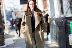 The Latest Street Style Photos From New York Fashion Week | WhoWhatWear.com