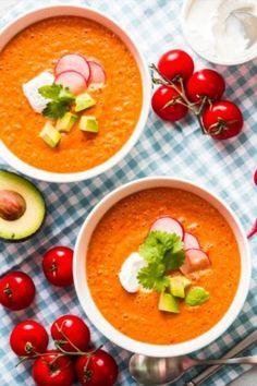 Save the recipe! Parsley Recipes, Fresh Tomato Recipes, Corn Tomato Salad, Tomato Pie, Korma, Biryani, Heirloom Tomato Tart, Baked Goat Cheese, Summertime Salads