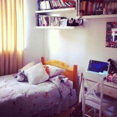 Guía simple para ordenar tu pieza aunque seas muy, muy desordenado