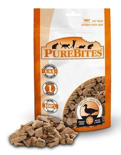 PureBites Freeze Dried Duck Value Size Cat Treats, oz. Cat Ages, Cat Nutrition, Wild Bird Food, Dog Store, Freeze Drying, Cat Treats, Healthy Treats, Healthy Life, Cat Love