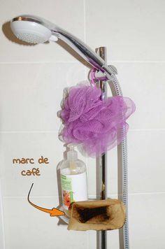 gommage au marc de café pour avoir la peau douce douce douce et bien hydratée !