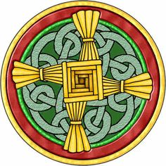 Image result for brigid's cross