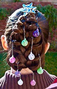 40 Best Crazy Christmas Hair Images Christmas Hair Christmas