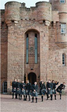Dalhousie Castle, Edinburgh, Scotland