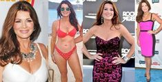 """Real Housewives of Beverly Hills"""" star Lisa Vanderpump is 52 and fabulous, thanks to a conscientious diet and regular exercise.  """"The key over 40 is exercise regularly. You need to step it up with exercise at that age."""""""