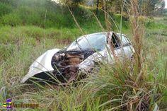 UNAIENSES: ARCOS-MG - Motorista morre após veículo capotar na...