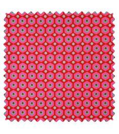 Coton Mikko rouge - Petit Pan - vivre en multicolore