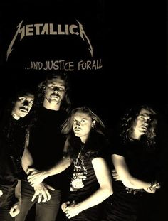 Metallica - ... And Justice For All.
