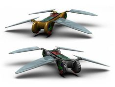 Want to own a flying robot Dragonfly?