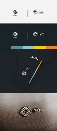 Create the identity for MVP Factory. by teodora.r