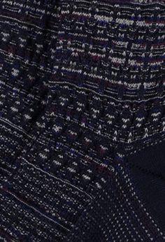 Carson Street Clothiers | Wool Multi Weave Sock