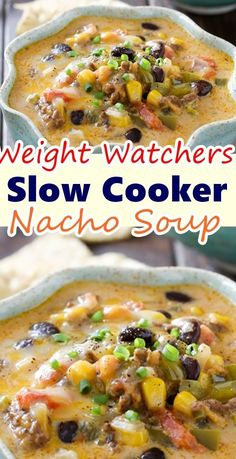19 Weight Watchers Soup Recipes with Smartpoints - Easy WW Freestyle Looking for the best Weight Watchers Soup Recipes with Points? I've got an amazing collection of delicious and healthy WW Freestyle soup recipes! Skinny Recipes, Ww Recipes, Slow Cooker Recipes, Mexican Food Recipes, Crockpot Recipes, Dinner Recipes, Cooking Recipes, Healthy Recipes, Best Food Recipes