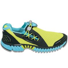 $104.99  A quick-transition lightweight training and racing shoe. 9.7oz, 274.99g • Midsole/Outsole: Guideglide ™ dual-density constructon featuring Blade-Light Technology ™ cushioning and side drainage.