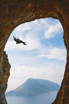 Kalymnos Island in the Dodecanese Islands, Greece | 16 Places To Go Rock Climbing Before You Die