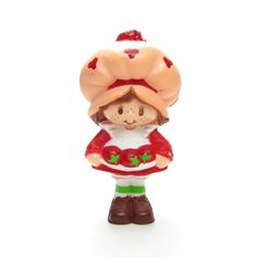 Strawberry Shortcake with Three Berries figurine