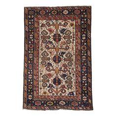 Asta Carpets & Antique Textiles24 November 2016 - Wannenes Art Auctions  PEREPEDIL CARPET, AREA OF KUBA, CAUCASUS, CIRCA 1880 cm 193X130