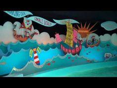 It's A Small World @ Disneyland USA