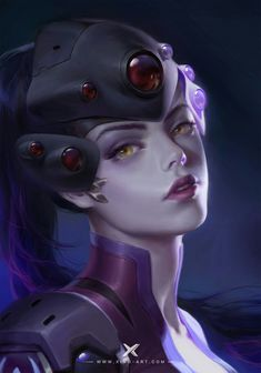 Looking for some Overwatch Widowmaker wallpaper? Discover other Overwatch heroes among more than 500 wallpaper inside. Fatale Overwatch, Overwatch Widowmaker, Overwatch Fan Art, Overwatch Story, Game Character, Character Design, Character Concept, Star Academy, Overwatch Wallpapers