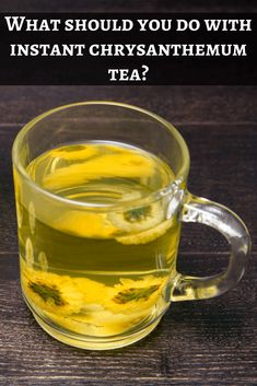 Story about Instant Chrysanthemum Tea Chrysanthemum Tea, Organic Recipes, Planting Flowers, Herbalism, Things To Come, Healing, Foods, This Or That Questions, Herbal Medicine