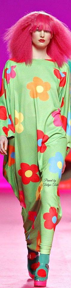 Agatha Ruiz De La Prada 2014/15 | Tealyn Tosh
