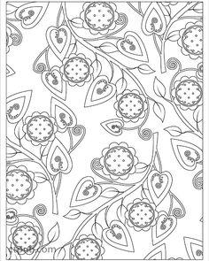 Playful Designs Coloring Book