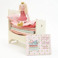 La Princesse et la boîte de petits pois