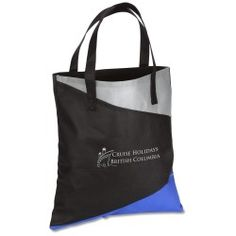 """""""Tri"""" out this good-looking bag for your advertising!"""