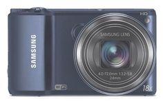 Išm. Samsung WB200F 142 MP x18 opt. x5 skaitm.