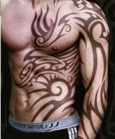 Full Sleeve Tattoo Designs are now more popular than ever. Check out our list of 25 Full Sleeve Tattoo Designs at Design Press now! Tattoos Masculinas, Bauch Tattoos, Bild Tattoos, Star Tattoos, Body Art Tattoos, Tattoos For Guys, Sleeve Tattoos, Cool Tattoos, Awesome Tattoos