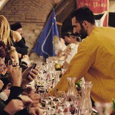 """@rionesanpaolo Sabato 6 e Domenica 7 Febbraio 2016 #rinascife2016. Anche quest'anno a Ferrara si potrà vivere l'atmosfera delle """"Cene alla Corte Estense"""". Per info: http://www.rionesanpaolo.com/cenaacorte/"""