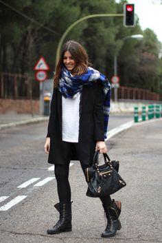 Trendy taste - Botas planas Natalia TT Mas34 www.mas34shop.com