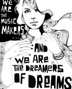 """Music Maker"" by Manuel Rebollo, Print on Canvas - 20"" x 30"""