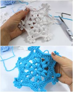 How to Crochet A Snowflake, It is a video tutorial how to crochet this beautiful Snowflake. Another creation of crochet art ! This Pattern is adorable and easy to make. Try This Super Easy And Beautiful Crochet And You Will Be Happy With Your Creation. One Of The Best Video Tutorials We Have Shared With …