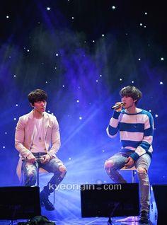 Donghae and Eunhyuk Showcase