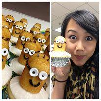 #amberlylovesjean #amberlyandjean #minions #despicable #cupcakes #fpc #flashpoint