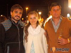 Juan Vives, Janine Reimann y Alberto Piffardi. Enjoy The Sunset en Enjoy Coquimbo