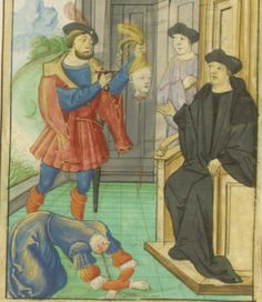 16th century (ca. 1520) France  New York, Morgan Library & Museum  M. 948: Roman de la Rose  , 58r    http://romandelarose.org/#book;Morgan948