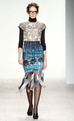 Holly Fulton's new collection. She's done it again!!!