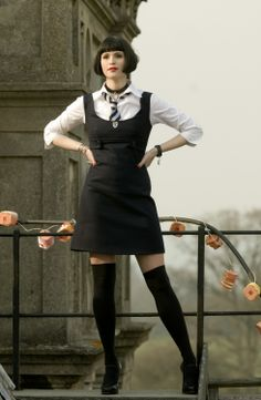 Kelly from St. Trinians