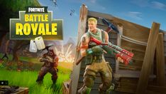 Along with Map Updates, Fortnite Battle Royale Has Reached 40 Million Downloads