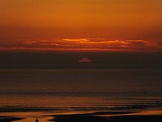 SUNSET ON OUR BEACH JPG: People: Geoff Plant