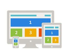 Responsive Web Design Interactive Infographic | Template Monster