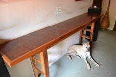 Emboya wood table