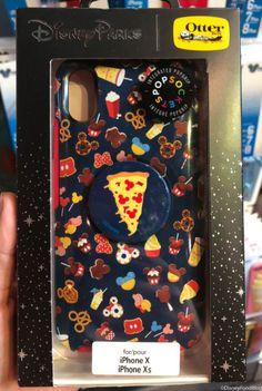 Disney Phone Cases, Diy Phone Case, Cute Phone Cases, Iphone Cases, Food Phone Cases, Disney Snacks, Disney Trips, Power Trip, Disney California Adventure