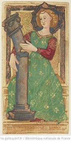 La Force, Tarot dit de Charles VI