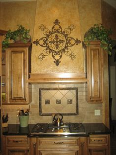 old world tuscan decorating | Old World Tuscan Kitchen, We wanted the kitchen to feel like an old ...
