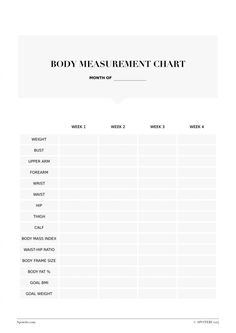 Calculate your body mass index, waist to hip ratio and ideal body weight and write down all your numbers on our free fitness tracker printable. https://www.spotebi.com/fitness-tracker/ideal-body-weight-printable/