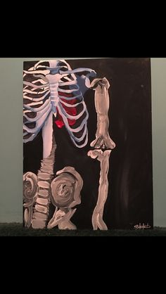 """""""To Love a Skeleton"""""""